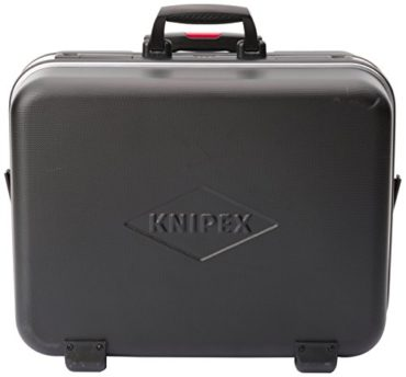 KNIPEX 00 21 41 LE Werkzeugkoffer BIG Twin-Move im Test [9,4/10]