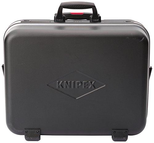KNIPEX 00 21 41 LE Werkzeugkoffer BIG Twin-Move