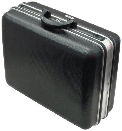 Famex 640-L ABS Hart Schalenkoffer Größe 25 L, mit 2 Paletten, leer