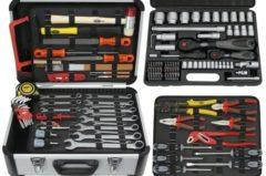 Famex 723-47 Mechaniker Werkzeugkoffer Komplettset im Test [8,2/10]