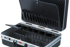 KNIPEX 00 21 20 LE Werkzeugkoffer Standard leer im Test [9,2/10]