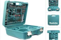 Makita Werkzeug Koffer mit 101 tlg. Zubehör im Test [8,6/10]