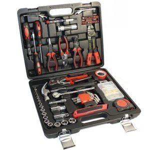 Werkzeugkoffer mit 179 Teilen im Blowcase