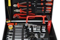 FAMEX 758-65 Werkzeugkoffer 115-/insgesamt 130-tlg im Test [8/10]