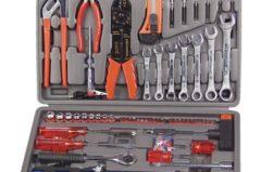 Mannesmann Werkzeugkoffer 555-tlg. M29555 im Werkzeugkoffer Test [8/10]