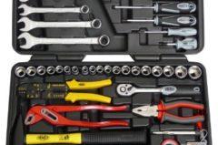 Famex 140-40 Universal Werkzeugkoffer 192 tlg. im Test [8,8/10]