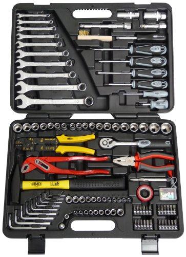 Famex 140-40 Universal Werkzeugkoffer 192 tlg.