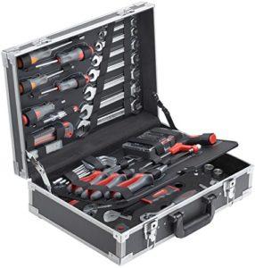 Meister Marken Werkzeugkoffer 116-teilig 8971400