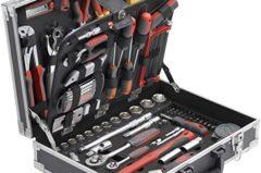 Meister Werkzeugkoffer 129-teilig 8971410 im Test [9/10]