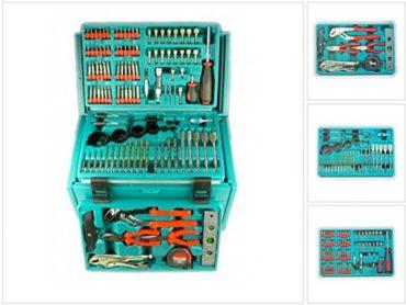 Makita 3-Fach-Schubladenkoffer inkl. 126-teiliges Werkzeug Set im Test [8,2/10]
