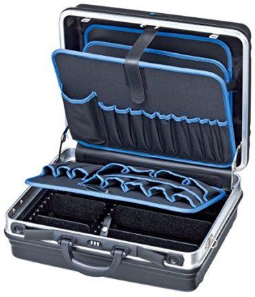 KNIPEX 00 21 05 LE Werkzeugkoffer Basic leer im Test [9/10]