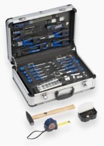 MEISTER Werkzeugkoffer 100 teilig