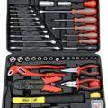 Famex Universal-Werkzeugkoffer 168-teilig 144-FX-48