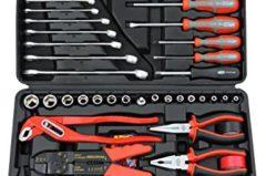Famex Universal-Werkzeugkoffer 168-teilig 144-FX-48 im Test [9,2/10]