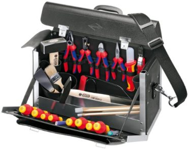 KNIPEX 00 21 02 SL Werkzeugtasche für Elektriker im Test [9,4/10]