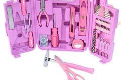 Werkzeugkoffer Pink Lady 96 Teile im Test [8,6/10]