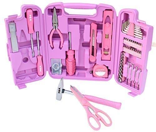 Werkzeugkoffer Pink Lady 96 Teile
