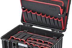 KNIPEX 00 21 35 LE Werkzeugkoffer Robust leer im Test [9,4/10]