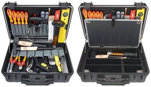 Ergebnis zum Werkzeugkoffer