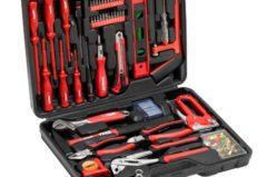 Meister Haushaltskoffer 60-teilig 8973630 im Werkzeugkoffer Test [7,8/10]