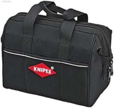 Knipex Werkzeugtasche 00 21 12 LE für Elektriker im Test [9/10]