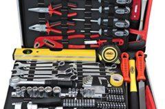 FAMEX 745-49 Universal Werkzeugkoffer 119-/162-tlg. im Test [8,2/10]