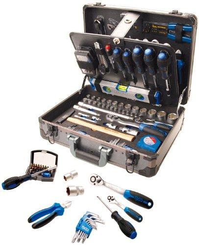 BGS 15501 Profi-Werkzeugsatz im Alu-Koffer, 149-tlg.