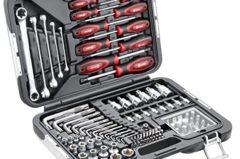 Connex Premium-Werkzeugkoffer KFZ COXBOH600120 im Test [9,2/10]