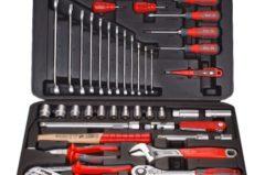 Connex Werkzeugkoffer Profi 41-teilig COX566041 im Test [8/10]