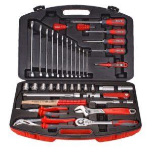 Connex Werkzeugkoffer Profi 41-teilig COX566041