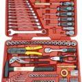 Famex 136-20 Universal Werkzeugkoffer 197 tlg.