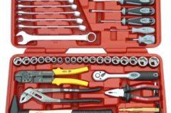 Famex 136-20 Universal Werkzeugkoffer 197 tlg. im Test [9,4/10]