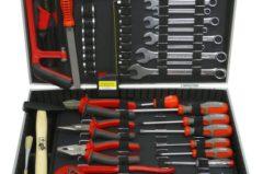 Famex 759-65 Werkzeugkoffer mit Werkzeugbestückung 125-teilig [8/10]