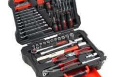 Meister 8973550 Montage-Werkzeugkoffer 72-teilig im Test [8,6/10]