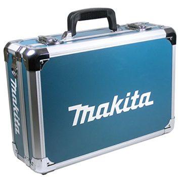Makita Werkzeugkoffer leer aus Alu im Test [9,10]