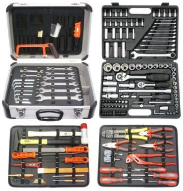 Famex 719-50 Mechaniker-Werkzeugkoffer-Komplettset im Test [8,8/10]