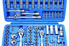 BGS 2292 Steckschlüsselsatz 192 teilig im Werkzeugkoffer Test [9,2/10]