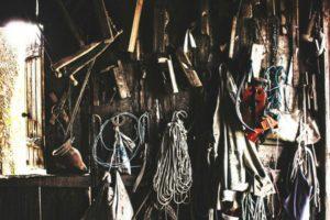 Werkzeug Keller nicht aufgeräumt